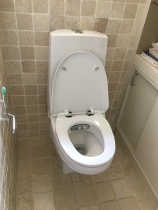 Système de WC suspendu